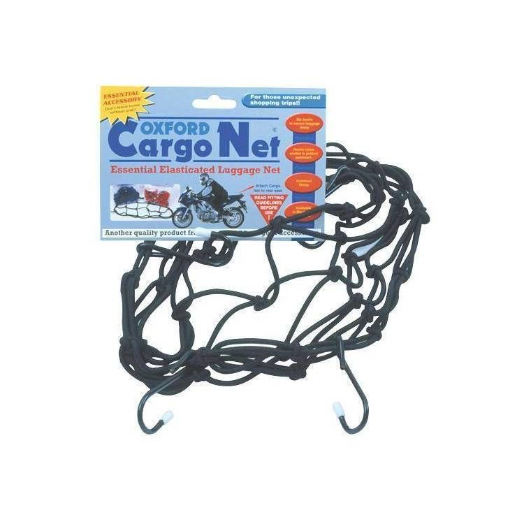 Blue —AUS STOCK— Bike Bicycle Strap Bungee Oxford Cargo Net for Basket//Rack