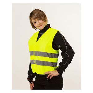 Oxford Hi Viz Bright Vest (Size XL-2XL Only)