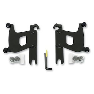 Memphis Shades Bullet Fairing Trigger-Lock Mount Kit For Harley