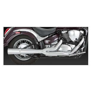 Vance & Hines Pro Pipe Chrome Exhaust