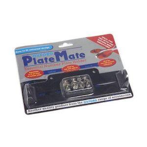 Oxford PlateMate