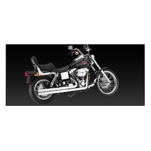 Vance & Hines Longshots Original Exhaust For Harley Dyna 1991-2005