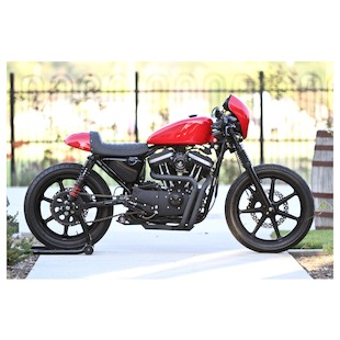 Burly Lowering Kit / Lowering Springs For Harley 1987-2013