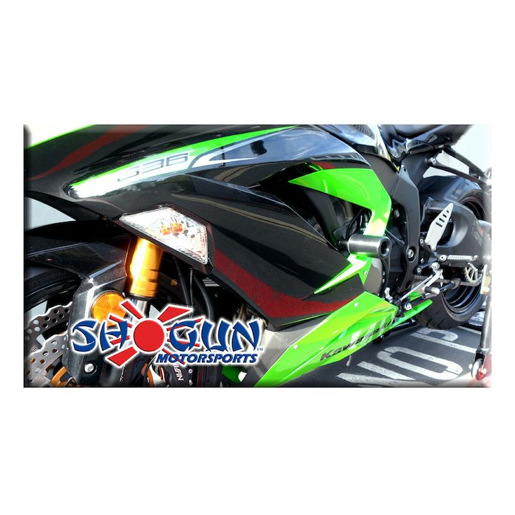 Shogun Protection Kit Kawasaki ZX6R / ZX636 2013-2018
