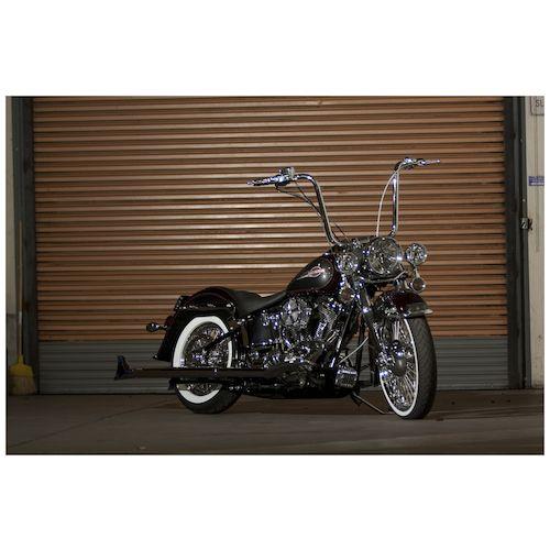 Burly Handlebar Cable Installation Kit For Harley Revzilla