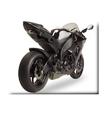 Hotbodies Transparent Smoke Undertail Kit Kawsaki ZX10R 2008-2010
