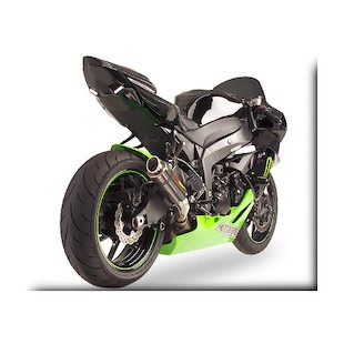 Hotbodies Transparent Smoke Undertail Kit Kawasaki ZX6R 2009-2012