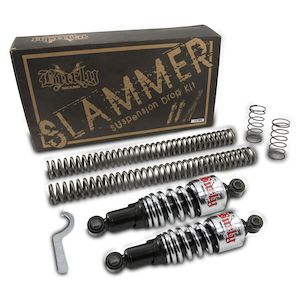 Burly Slammer Kit For Harley Touring 1984-2013