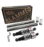 Burly Slammer Kit For Harley Touring 1984-2013