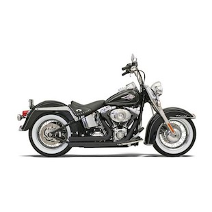 Bassani Firepower Series Exhaust For Harley Softail 1986-2014