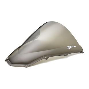 Zero Gravity Double Bubble Windscreen Aprilia RSV Mille/R 2004-2009