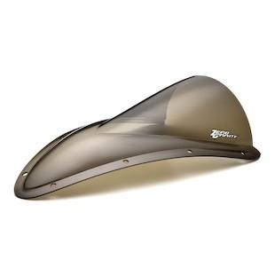 Zero Gravity Double Bubble Windscreen Buell 1125R 2008-2010
