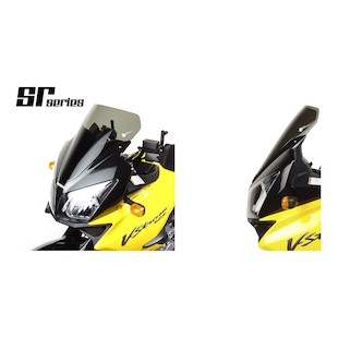 Zero Gravity SR Series Windscreen Suzuki V-Strom 1000 2002-2003