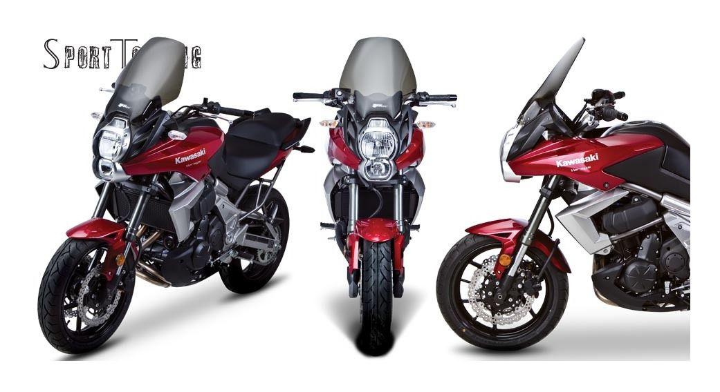 Zero Gravity Sport Touring Windscreen Kawasaki Versys 650 2010 2014