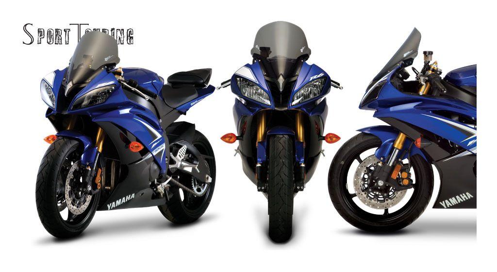 Zero Gravity Sport Touring Windscreen Yamaha R6 2008-2016
