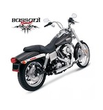 Bassani Heat Shields For Pro-Street Exhaust System For Harley Dyna 1991-2015