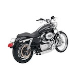 Bassani Pro-Street Exhaust System Heat Shields For Harley Sportster