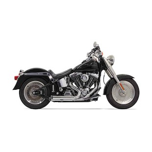 Bassani Heat Shields For Pro-Street Exhaust System For Harley Softail 1986-2015