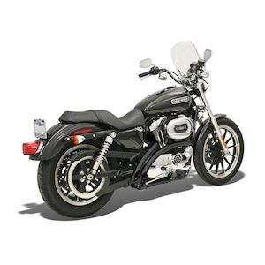 Bassani Radial Sweepers Exhaust For Harley Sportster 2007-2013