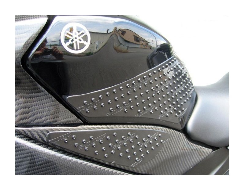 For Suzuki GSXR1000 2009-2015 Motorcycle 3M Tank Pad Gas Anti slip Stickers Adhesive Rubber Traction Side Fuel Gas Grip Decal Protector