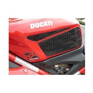 Stompgrip Tank Pad Ducati 848 / 1098 / 1198 / Streetfighter