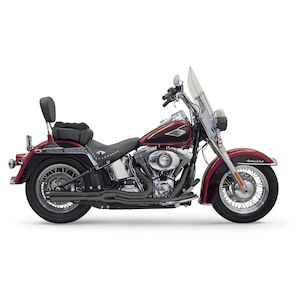 Bassani Road Rage Mega Power Exhaust For Harley Softail 1986-2017
