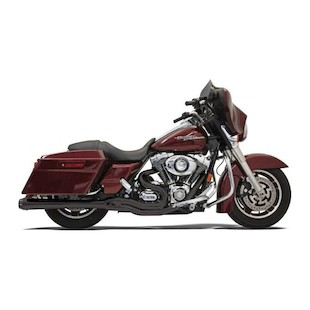 Bassani Road Rage Mega Power Exhaust For Harley Touring 1995-2016