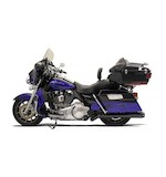 Bassani Road Rage Mega-Power Pseudo Left-Side Muffler For Harley Touring 2009-2015