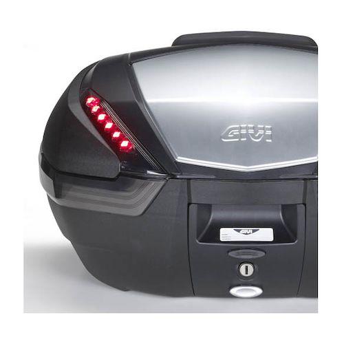 givi e135 led brake light kit for v47 top cases revzilla. Black Bedroom Furniture Sets. Home Design Ideas