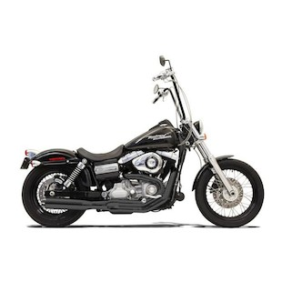 Bassani Road Rage B1 Exhaust For Harley Dyna 1991-2017