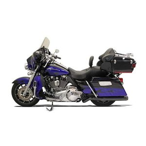 Bassani Road Rage B1 Pseudo Left-Side Muffler For Harley Touring 1995-2008