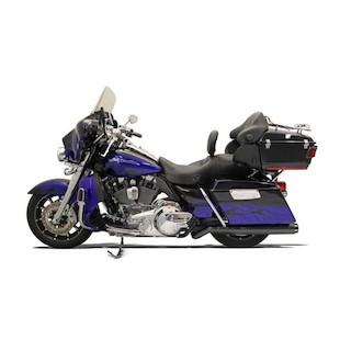 Bassani Road Rage B1 Pseudo Left-Side Muffler For Harley Touring 1995-2008