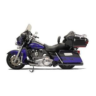 Bassani Road Rage Mega-Power B1 Pseudo Left-Side Muffler For Harley Touring