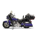 Bassani Road Rage Mega-Power B1 Pseudo Left-Side Muffler For Harley Touring