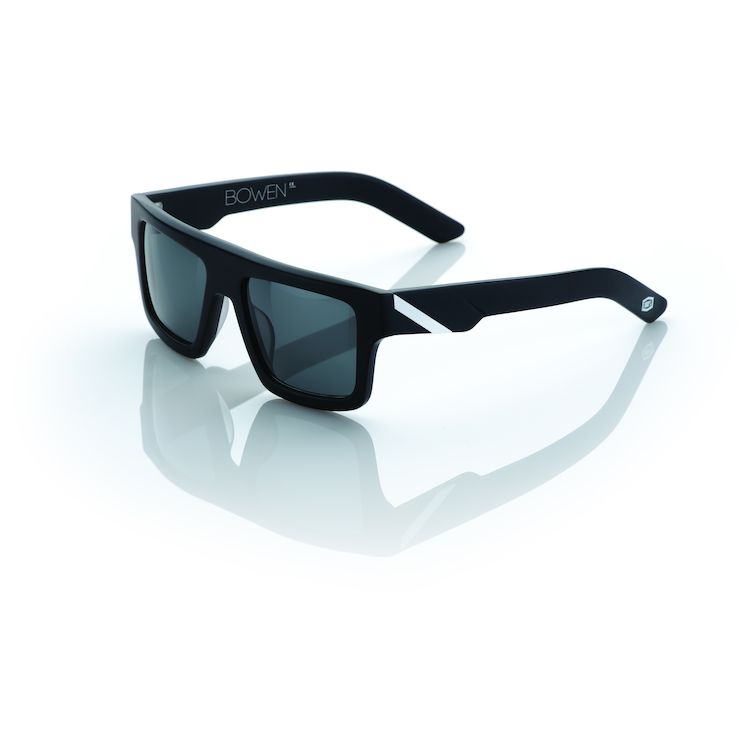 Matte Black/White/Grey Gradient Lens
