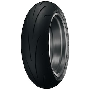 Dunlop Q3 Sportmax Rear Tires