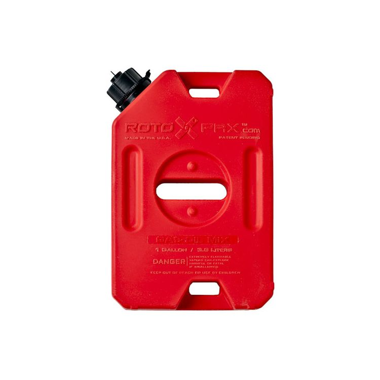 RotopaX One Gallon Gasoline Pack With LOX Mount Set