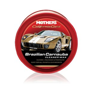 Mothers California Gold Carnauba Cleaner and Wax