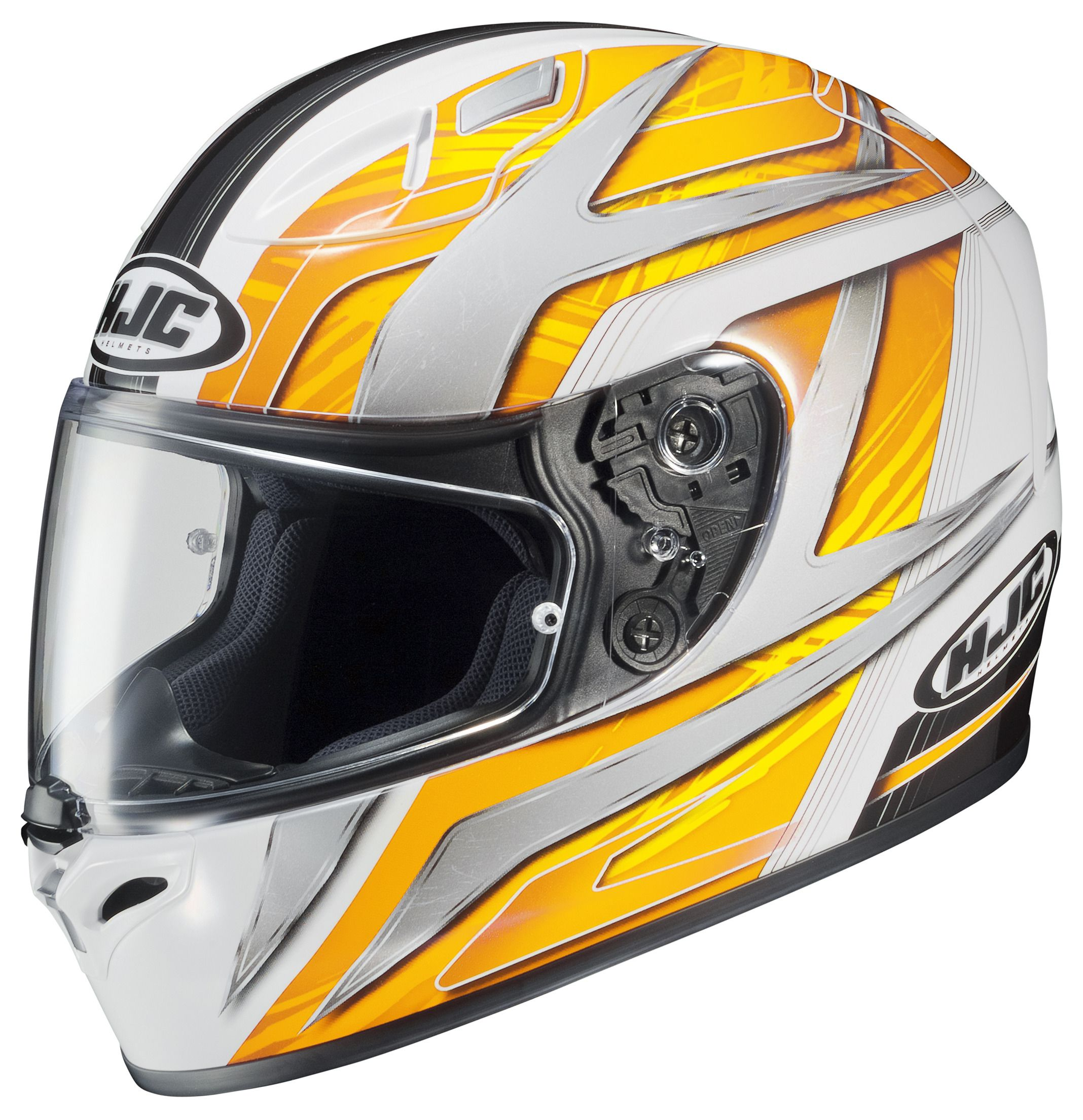 hjc fg 17 ace helmet size xs only revzilla. Black Bedroom Furniture Sets. Home Design Ideas