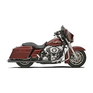 Bassani True Dual Headpipes For Harley Touring 2009-2016