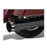 "Bassani 4"" Quick Change Series Mufflers For Harley Touring And Trike 1995-2014"