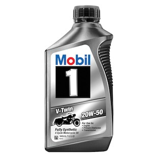 Mobil 1 V-Twin Engine Oil