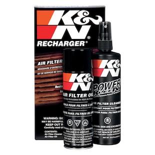 K&N Recharger Air Filter Kit
