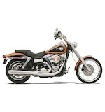 Bassani Road Rage 2-into-1 Exhaust System For Harley Dyna 2006-2013