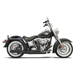 Bassani Road Rage 2-into-1 Exhaust System For Harley Softail 1986-2014
