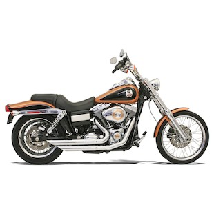 Bassani Firepower Series Exhaust For Harley Dyna 2006-2015