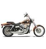 Bassani Firepower Series Exhaust For Harley Dyna 2006-2014