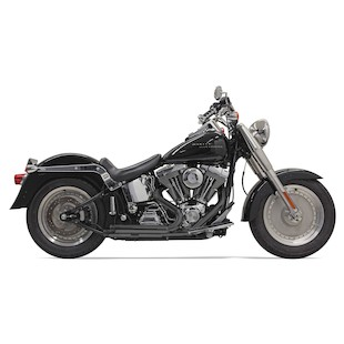 Bassani Pro-Street Exhaust System For Harley Softail 1986-2015