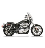 Bassani Radial Sweepers Exhaust System For Harley Sportster 2004-2006