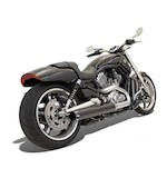 "Bassani 4"" Slip-On Mufflers For Harley V-Rod Muscle 2009-2016"